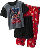 Star Wars Angry birds retro galaxy 3-pc. pajama set - boys 4-12