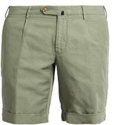 Incotex Slim-leg Linen-blend Shorts