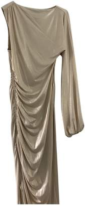Michael Costello Beige Dress for Women