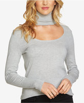 1 STATE 1.STATE Long-Sleeve Choker Top