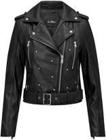 Sam Edelman Starburst Leather Jacket