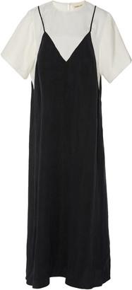 Mara Hoffman Daija T-Shirt Slip Dress