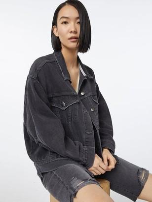 Frame Imaan x Le Jagged Oversized Jacket