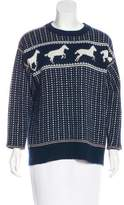Band Of Outsiders Wool-Blend Sweater