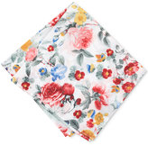 Bar III Men's Botanical Floral Pocket Square, Created for Macy's