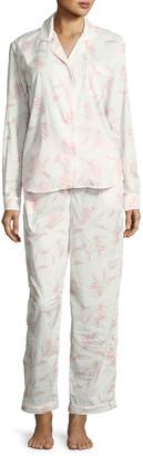 Desmond & Dempsey Deia Classic Pajama Set