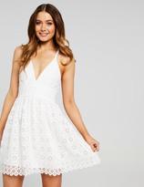 Dotti Louisa Lace Prairie Dress