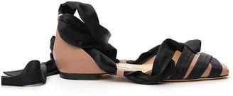 Jimmy Choo Ballerina Flat Shoes