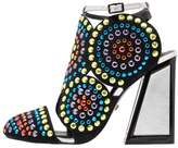 Kat Maconie FRIDA Ankle boots silver/multicolor