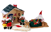 Santa's Workshop Set