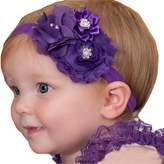 Miugle Baby Girl Headbands with Bows