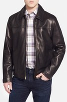 Cole Haan Men's Lambskin Leather Jacket