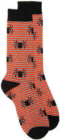 K. Bell Men's Spider Crew Socks