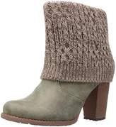 Muk Luks Women's Chris Boot Ankle Bootie, 7 M US