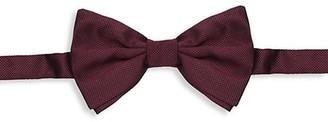 Corneliani Textured Silk Bow Tie