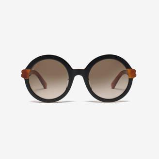 Bally Glacier Round Sunglasses