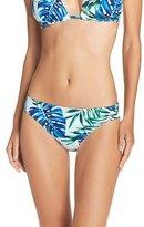 Tommy Bahama 'Fronds Floating' Reversible Hipster Bikini Bottoms