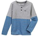 Hurley Schoolyard Henley Shirt (Little Boys)