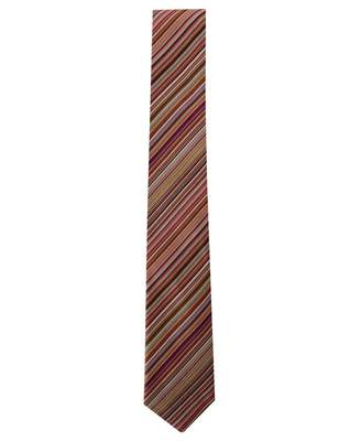 Paul Smith Narrow Multi Stripe Tie Colour: STRIPE, Size: One Size