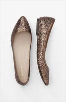 J. Jill Glitter ballet flats