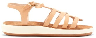 Ancient Greek Sandals Aristi Leather Sandals - Tan