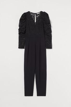 H&M Tailored jumpsuit