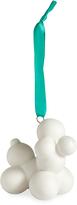 Jonathan Adler Porcelain Poodle Ornament