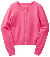Joe Fresh Dressy Buttoned Cardigan (Little Girls & Big Girls)