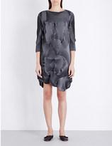 Issey Miyake Corona 2 pleated dress