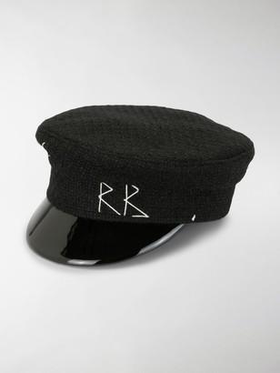 Ruslan Baginskiy Stitch Logo Baker Boy Hat