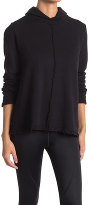 Maaji Warmth Exposed Seam Hooded Pullover