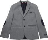 BOSS Cotton jersey blazer 4-16 years
