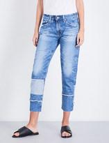 AG Jeans Ladies Concealed Zip The Ex-Boyfriend Slim Mid-Rise Jeans