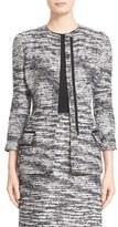 Oscar de la Renta Women's Tweed Jacket