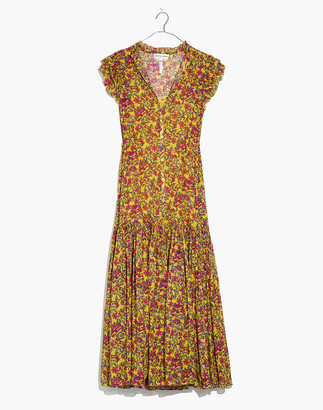 Madewell Apiece Apart Pacifica Maxi Dress