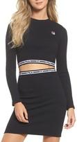 Fila Women's Colleen Long Sleeve Crop Top