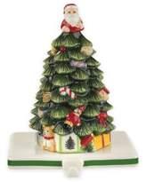 """Spode Christmas Tree 6.5"""" Stocking Hanger"""