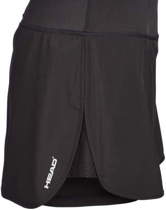 Head Women's Casual Skirts BLACK - 13'' Black Spike Skort - Women