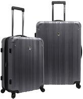 Traveler's Choice Travelers choice 2-Piece New Luxembourg Hardside Spinner Luggage Luggage Set