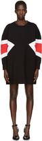 Neil Barrett Black Modernist Dress