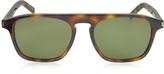 Saint Laurent SL 158 Acetate Rectangle Frame Men's Sunglasses