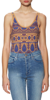 Free People Body All She Needs Cotton Bodysuit