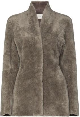 LVIR Faux-Shearling Coat
