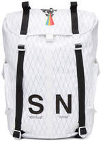 Undercover White Silent Noise Backpack