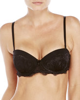 Rene Rofe Multi-Way Convertible Push-Up Bra