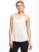 Old Navy Loose-Fit Go-Dry Cool 2-in-1 Tank