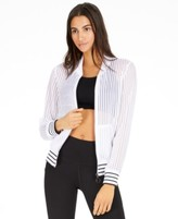 Ideology Textured Bomber Jacket, Created For Macy's