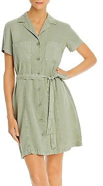 Bella Dahl Safari Shirt Dress