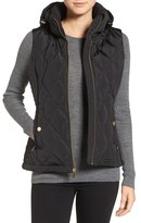 MICHAEL Michael Kors Sporting Hooded Vest
