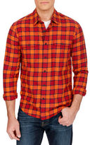 Lucky Brand Checked Sportshirt